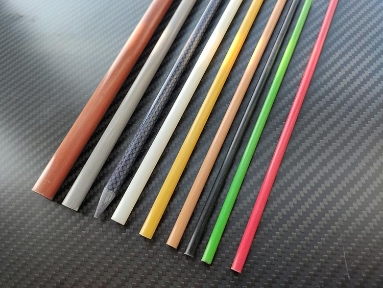 Pultruted Fiberglass Rod