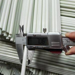 Fiberglass stakes 7mm