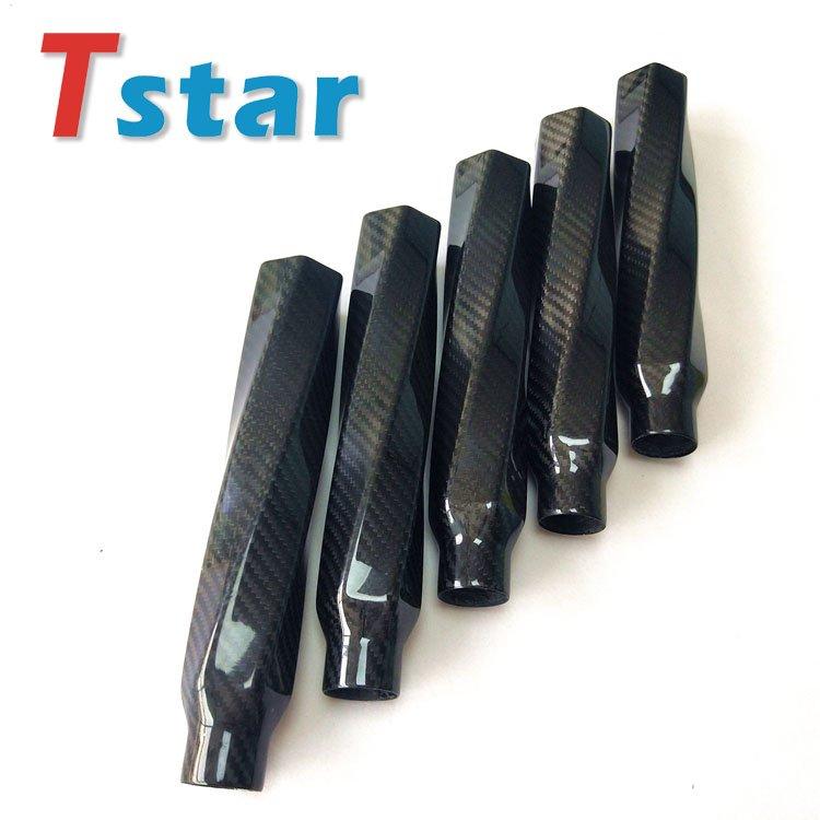Mold-press carbon fiber twist tube 2