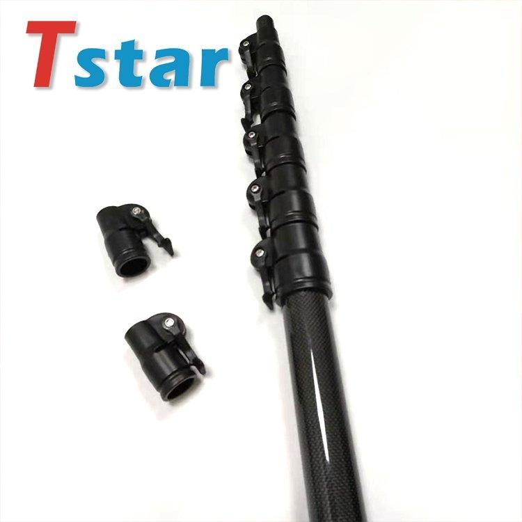 Customized carbon fiber telescopic tube