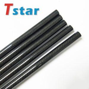 3K carbon fiber tube for Tripod