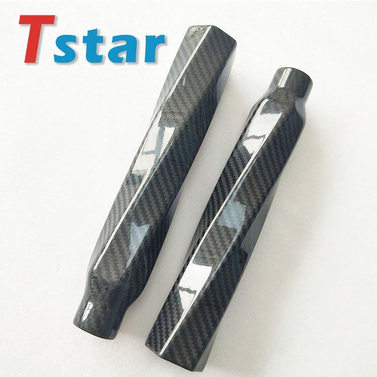 Carbon fiber twist tube