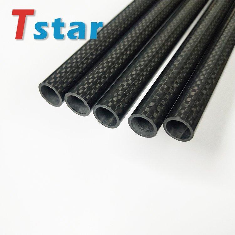 1K carbon fiber tube