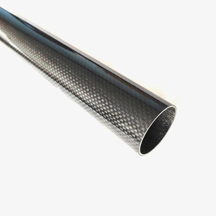 3k twill/plain carbon fiber tube 4