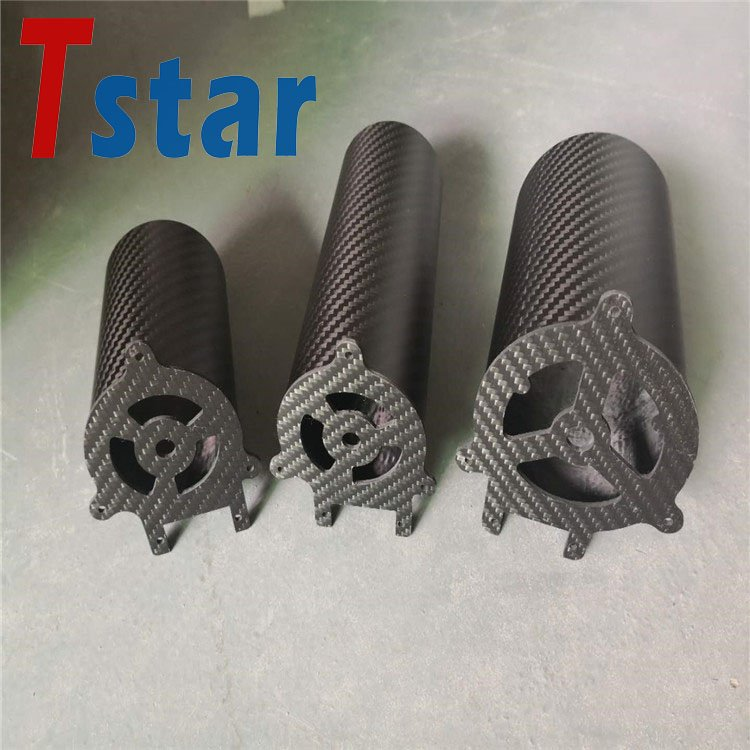 Catbon fiber tube