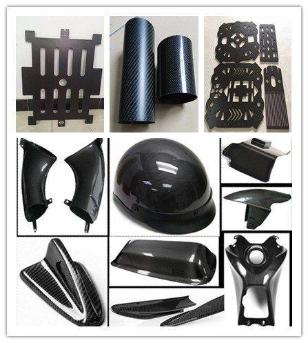 OEM catbon fiber parts