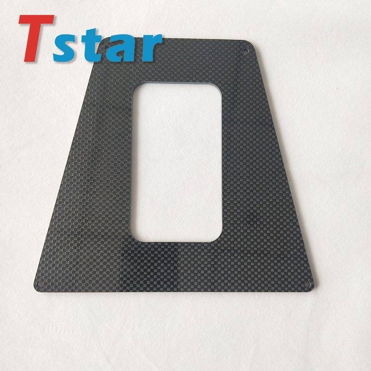 CNC Carbon fiber sheet/plate/ board 1