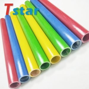 Colorful pultruded fiberglass tube for tool handle7