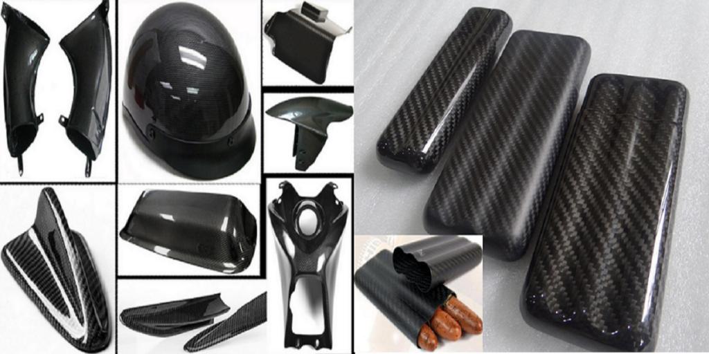 light weight high strength carbon fiber roller tubes 6