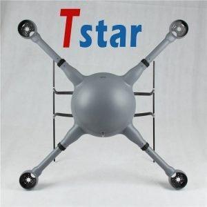 Marco de drone de fibra de carbono