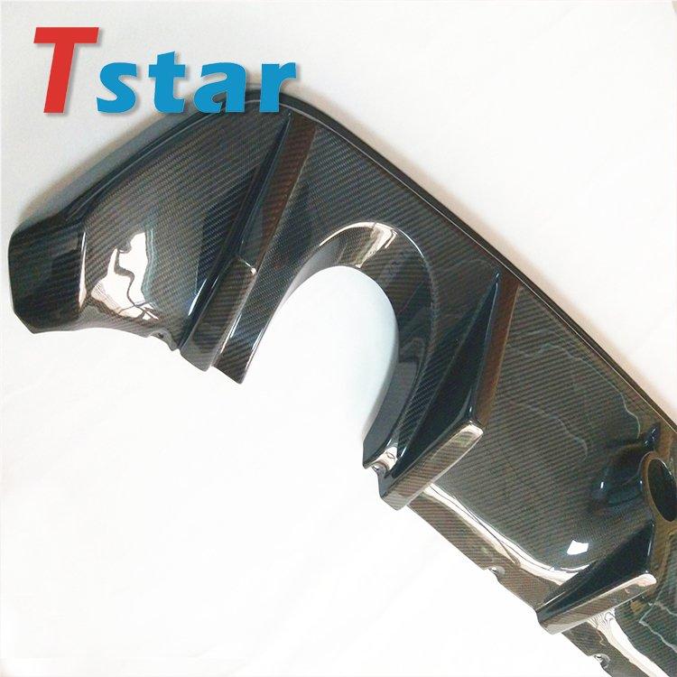 carbon fiber car tail 4