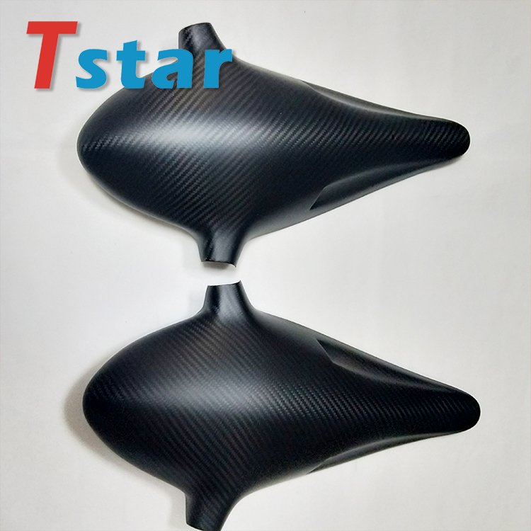Integrated carbon fiber UAV shell 1