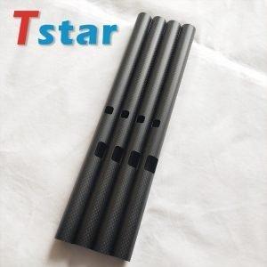CNC carbon fiber tube