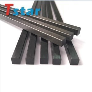 High strength carbon fiber square rod