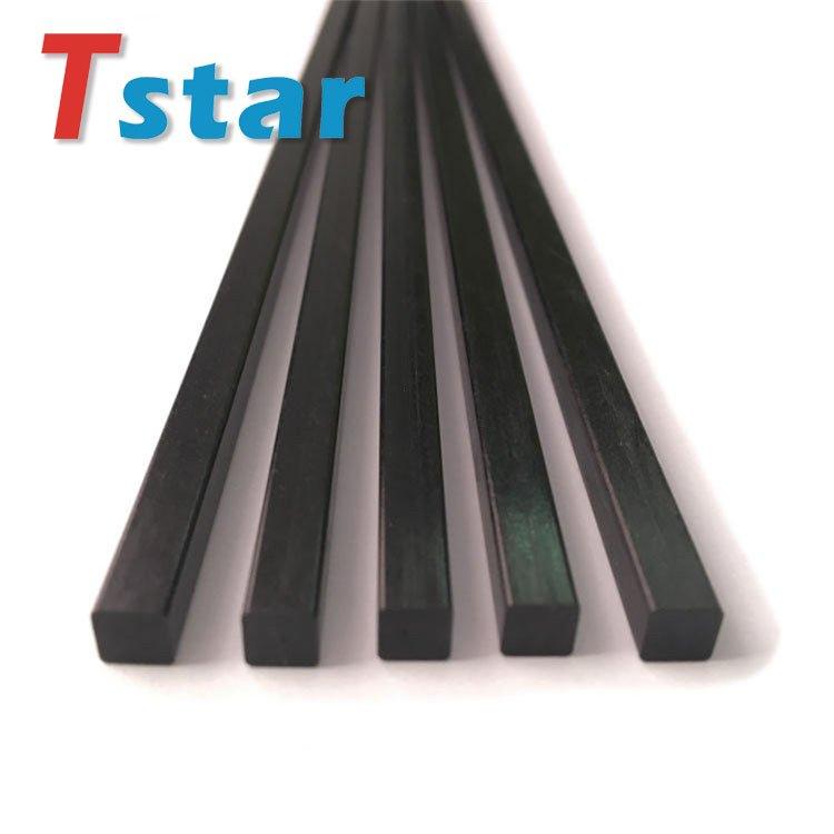 Carbon fiber reinforcement polymer square rod