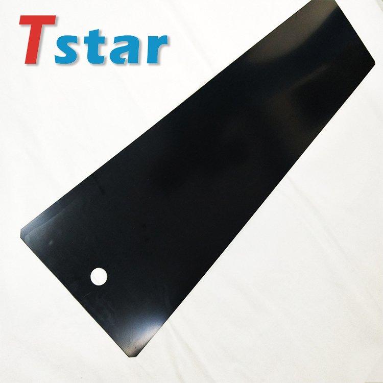 Factory direct high-strength black FR4 epoxy board, glass fiber photovoltaic backplane 4