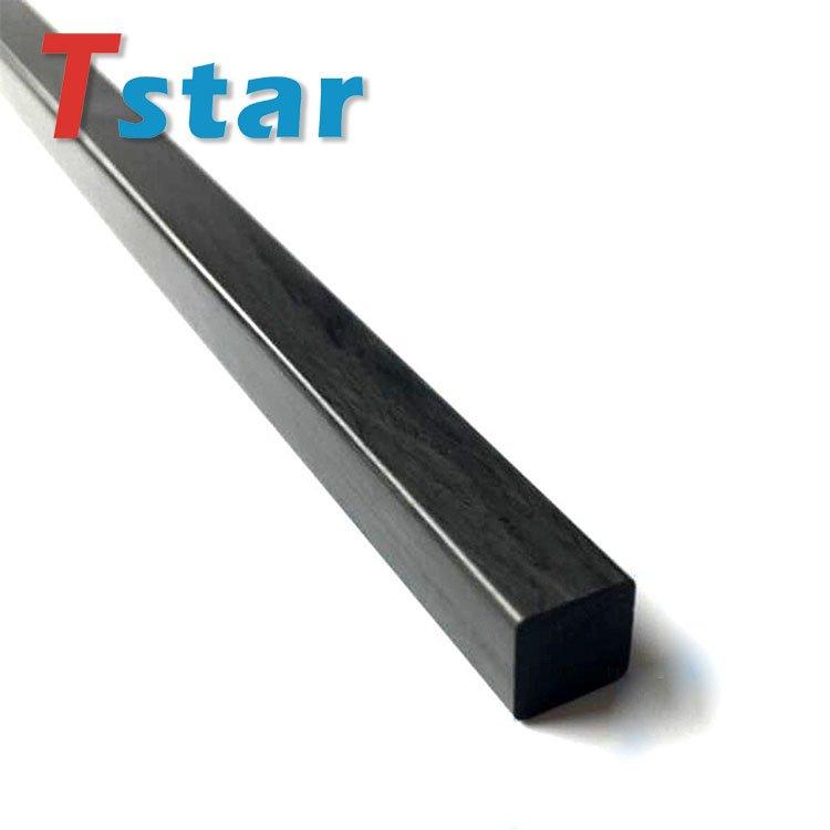 High strength carbon fiber square rod 2