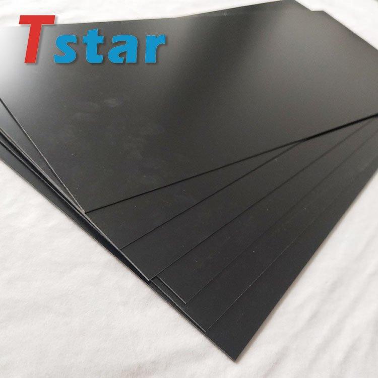 Black Fiberglass epoxy resin board FR4/ G10 sheet 2