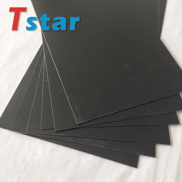 Black Fiberglass epoxy resin board FR4/ G10 sheet