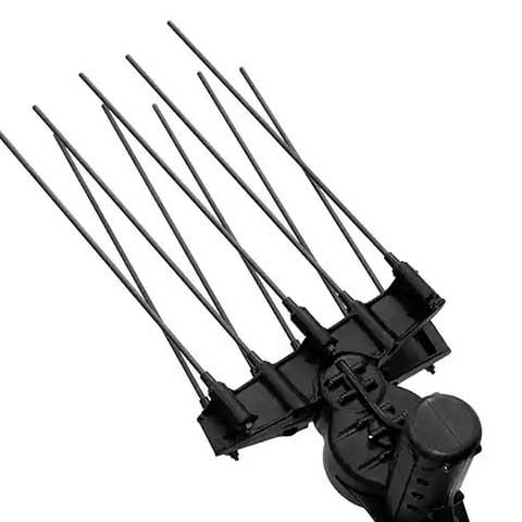 carbon fiber rods