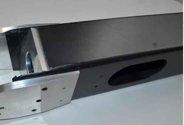 carbon fiber robotic arms